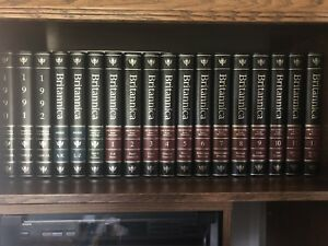 Free Britannica Encyclopedia Set
