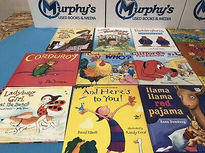 Story Time Assorted Bundle / Lot of 20 StoryBooks for Kids/Toddlers/Daycare