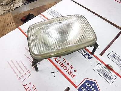 1977 Yamaha GP 440 snowmobile: HEADLIGHT ASSEMBLY