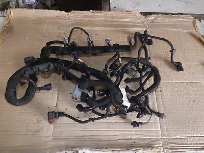 VAUXHALL ASTRA J MK6 1.7 CDTI ENGINE WIRING LOOM HARNESS 98131852