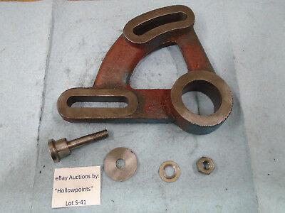 S41 Smithy Bz-239 12 Lathe Gear Support Bracket Chizhou Machine Cz3001 Enco