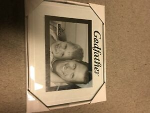 Godfather 4x6 Picture Frame Brand New