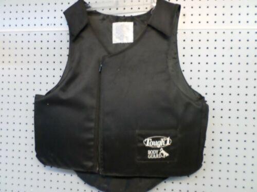 Tough 1 Bodyguard Protective Vest Black Extra Large