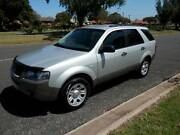 2007 Ford Territory 7 SEATER RWD SUV Blair Athol Port Adelaide Area Preview