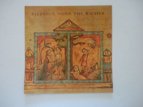Sixpence None the Richer LP Record Photo Flat 12x12 Poster