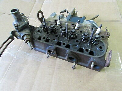 Used Genuine Kubota Cylinder Head Wg600 Grasshopper Walker 12581-03042