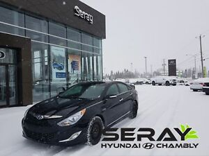 2015 Hyundai Sonata Hybrid Limited, toit-mags-pneu été/hiver-en