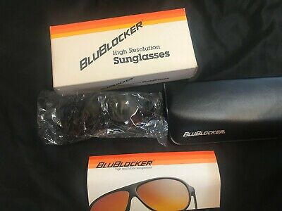 Black Viper BluBlocker Sunglasses New old Stock (Blublockers Sunglasses)