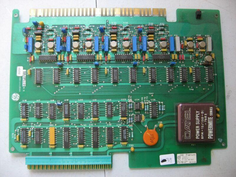 GE FANUC IC600BF941K 0-10V ANALOG OUTPUT MODULE PCB CIRCUIT BOARD