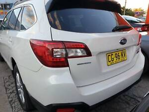 2016 Subaru outback turbo diesel Granville Parramatta Area Preview