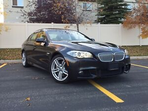 2011 BMW 550i X-Drive - Brand New Motor