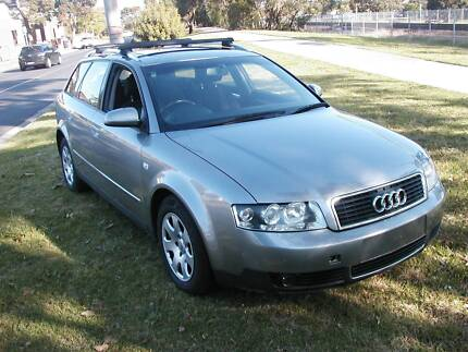 AUDI A4 STATION WAGON - VERY LOW KLMS