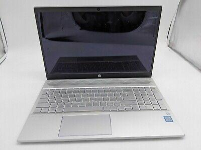 Good HP Pavilion Laptop 15 Intel i 8GB DDR4 No OS 256GB SSD - CL3794
