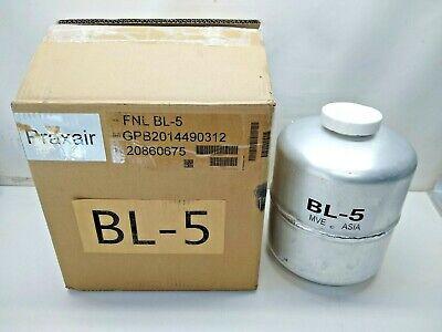 Mve Bl-5 Cryocube Ln2 Liquid Nitrogen Vapor Transport