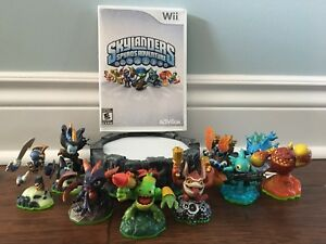 Skylanders Spyro's Adventure Console and Characters