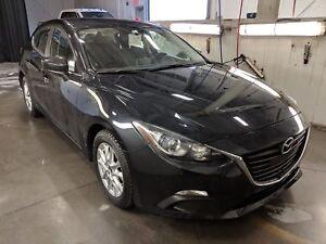 2015 Mazda Mazda3 Sport GS HATCH A/C MAGS CAMERA DE RECUL