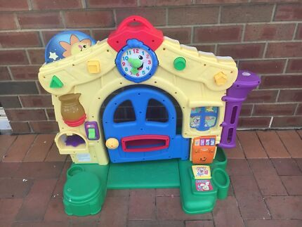 Fisher Price Learning Door Toy In Adelaide Region Sa Gumtree