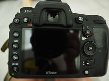 NIKON D7000 with Nikon 18-105 VR  and extras Woolloongabba Brisbane South West Preview