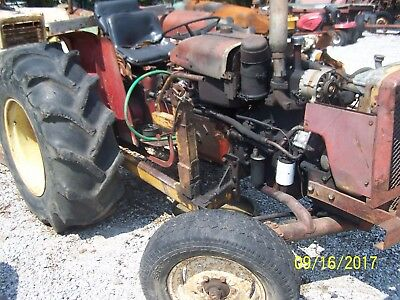 International Tractors 444354460656achcub Complete Or Will Sell Parts