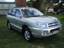 2004 Hyundai Santa Fe Wagon 4X4 Auto Sold with RWC & REG Seaford Frankston Area Preview