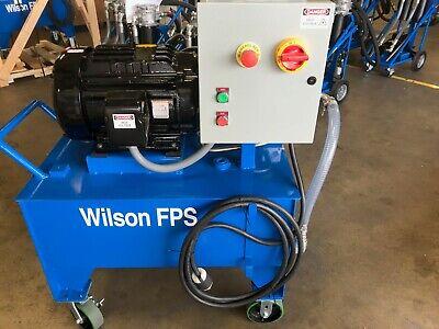 35-17020wilson Company Hydraulic Power Unit.15hp7.8gpm30gal.jic New