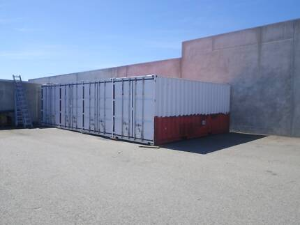Storage Containers For At Secure Facility Terms Negotiable