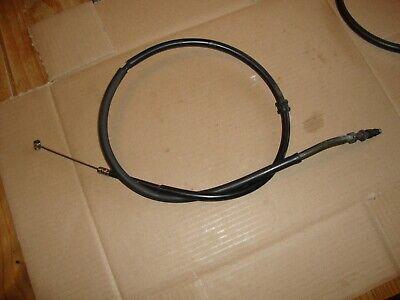 <em>YAMAHA</em> 1994 XJ600 DIVERSION CLUTCH CABLE  BREAKING  PARTS
