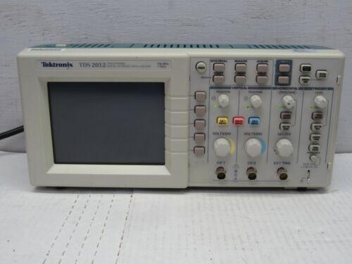 TektronixTDS2012 Two Channel Digital Storage Oscilloscope S/N: C010232