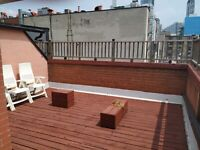 Second floor room rental - near AGO/China town