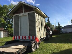 PICKER TRUCK FOR HIRE !!! HOIST SHEDS, HOT TUBS, BOULDERS ECT. Strathcona County Edmonton Area image 10