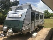 Galaxy odyssey caravan Farrar Palmerston Area Preview