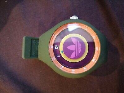 Adidas Watch (khaki green)