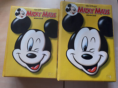 Mickey Mouse 2 Alben Jahrgang 1999  52 St.