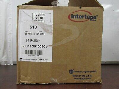Intertape Masking Tape 24 Mm X 54.8m 36 Rolls 15fl