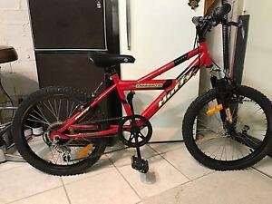 "Traction Mountain Bike 18"" Lugarno Hurstville Area Preview"