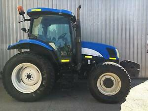 NEW HOLLAND TS100 TRACTOR Hexham Newcastle Area Preview