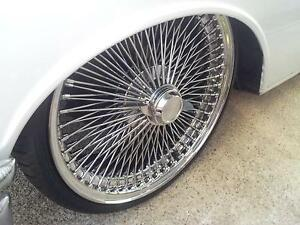 BRAND NEW 20inch  100 SPOKE wired wheels Wellington Point Redland Area Preview