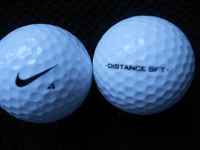 "20  NIKE - ""DISTANCE SOFT"" - Golf Balls - ""PEARL/A""  Grades."