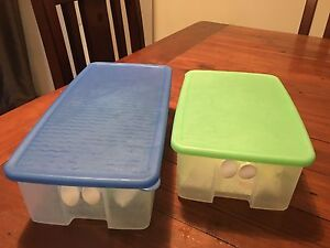 Wanted-Tupperware fridge smart & clear mate containers Albany Creek Brisbane North East Preview