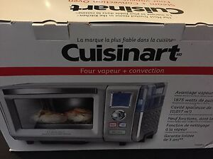 Cuisinart toaster NEW with the original box