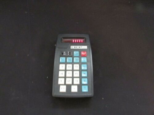 Vintage ICP 525 Calculator with Case Early 70