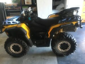 2012 can am outlander 800