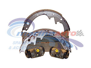 Rear Drum Brake Shoes & Wheel Cylinders Ford Falcon XW XY 1969-1972 Express Post