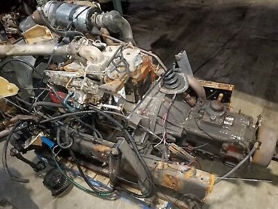 - CUMMINS P pump 4BT 3.9 TURBO DIESEL ENGINE w/ 5 speed manual kit FREE SHIPPING!