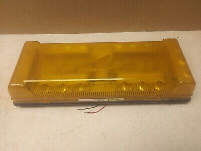 Whelen Responder Lp Series Amber Light Bar 17x6
