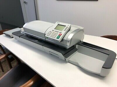 Hasler Neopost In-600 Mailing Machine With Mid-range Scale