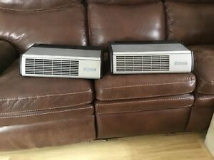2 Kenmore Electronic Air Cleaners