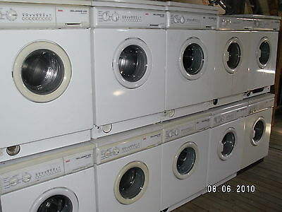 Waschmaschine Gebraucht   Bastler  Export  AEG  BOSCH  SIEMENS  MIELE