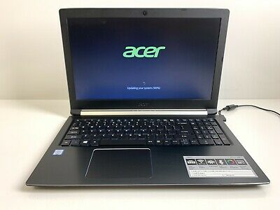 "Acer Aspire 5 A515-51-50RR 15.6"" Core i5-7200U 3.1GHz 8GB RAM 1TB HDD DC13"