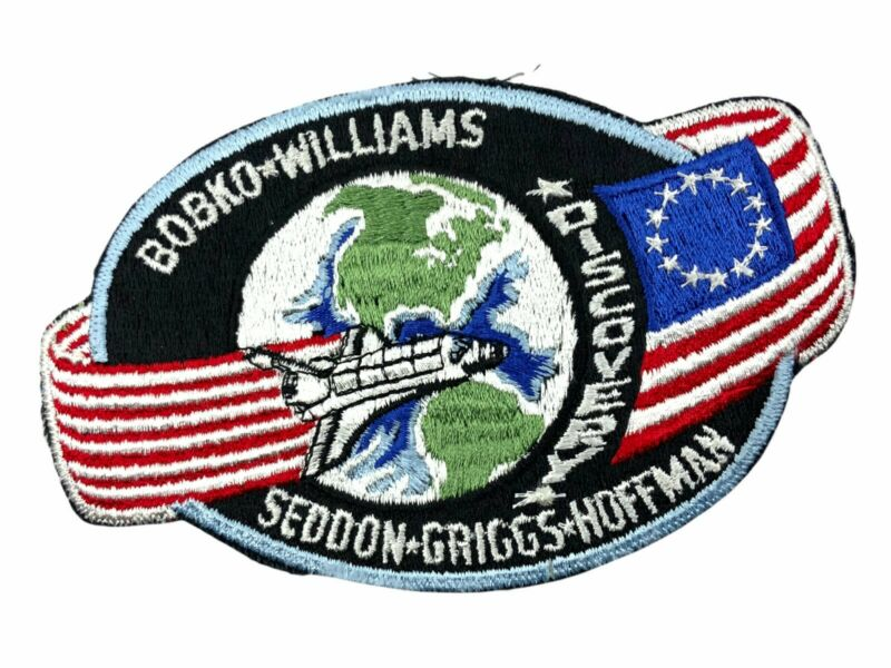 US Shuttle Discovery Nasa Patch
